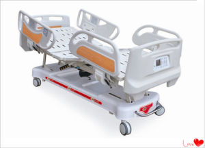 Professional Manufacturer of Electric Five Function Adjustable Hospital Equipment pictures & photos