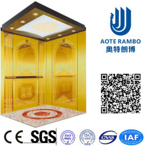 AC-Vvvf Drive Passenger Elevator with German Technology (RLS-253) pictures & photos