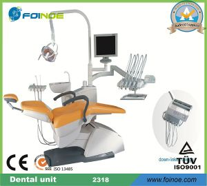 S2318 Best Selling Top Quality CE and FDA Approved Dental Chair Sale pictures & photos