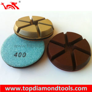 Concrete Diamond Polishing Pads with 10mm Thickness pictures & photos