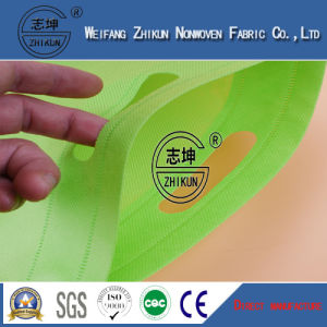 100% Polyester Spun-Bond Non Woven Fabric for Shopping Bags