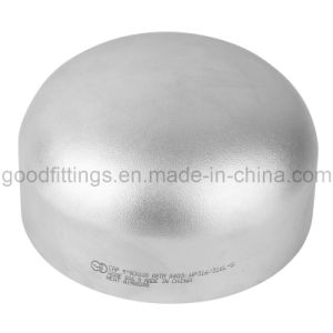 Stainless Steel Pipe Fittings Cap (316/316L-S)