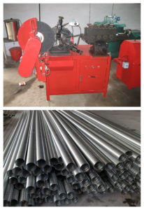 Post Tension Steel Duct Former Machine pictures & photos