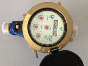 Multi Jet Water Meter (MJ-SDC-E) pictures & photos