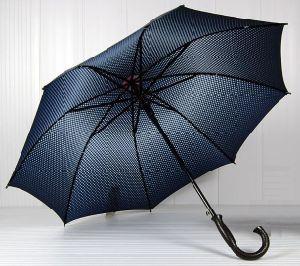 New Men Straight Umbrella with Double Ribs (LGUZ14020)