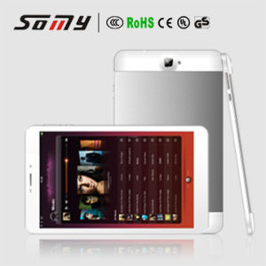 8 Inch 4G Tablet PC IPS Qualcomm 4G+3G+GPS+Bt+FM pictures & photos