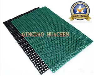 Best Quality Outdoor Rubber Grass Matting/Mat pictures & photos