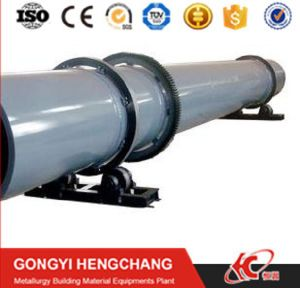 Rotary Dryer Machine for Titanium Concentrate, Coal, Manganese Ore pictures & photos