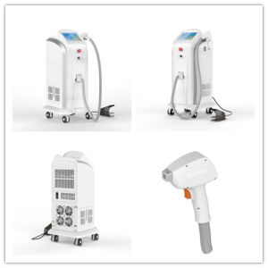 Freezing Painless Professional 808nm Diode Laser Hair Removal Machine Factory Price pictures & photos