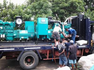 450kVA Standby Power Cummins Generator Open Type for Madagascar pictures & photos