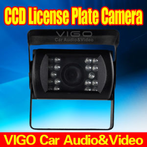 Car CCD License Plate Rear View Camera (VCC006)