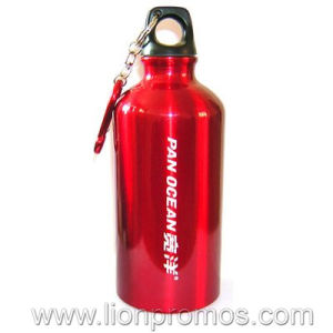 Custom Logo Promotional Gift Outdoor Bike Metal Sports Bottle pictures & photos