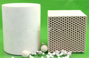 Ceramic Porous Honeycomb Exchanger for Heating System pictures & photos