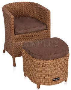 Rattan Leisure Chair (CH-001)