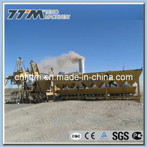 40tph Mobile Hot Mix Asphalt Mixing Equipment pictures & photos