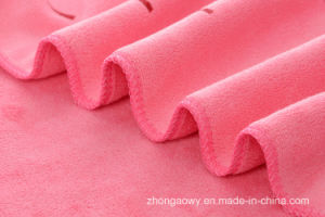 Quickly Dry Printed Microfiber Bath Towel pictures & photos