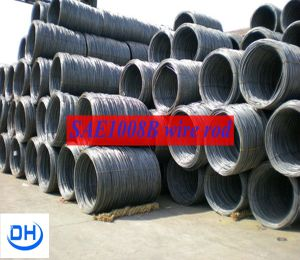 High Quality Steel Wire Rod SAE1008 SAE1018 From China Tangshan pictures & photos