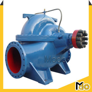 Removable Diesel Engine Double Suction Water Pump pictures & photos