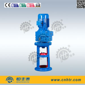 Helical Foot-Mounted Mining Mixer Gearbox for Pulp Separation pictures & photos