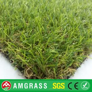 25mm Height China Synthetic Landscaping Grass (AMF424-25D) pictures & photos