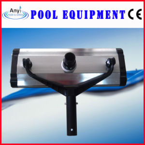 "14"" Aluminium Alloy SPA Pool Vacuum Head with Brush (KF918)"