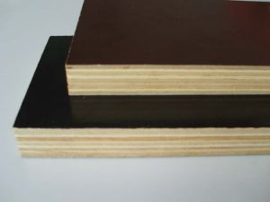Shuttering Form Work Plywood, Film Faced Plywood, Marine Plywood pictures & photos