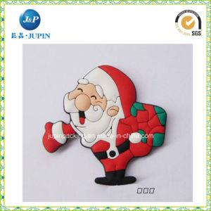 Wholesale Christmas Decoration 3D Rubber Fridge Magnet (JP-FM002) pictures & photos