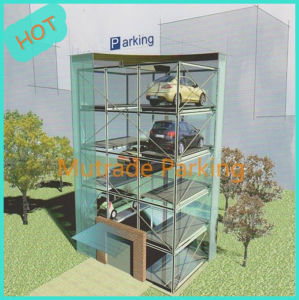 Parking System Auto Lifting and Sliding System pictures & photos