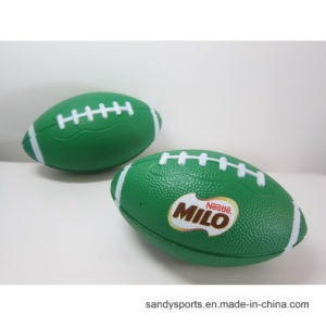 "8"" Solid Color PU Foam Football pictures & photos"