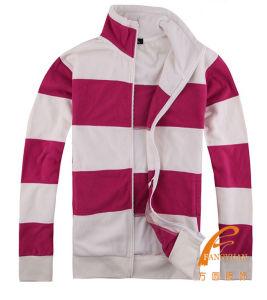 Youth Fashion Stripe Colour Matching Sweater