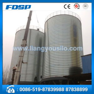 Cheap Price Flat Bottom Silo for Grain Storage pictures & photos