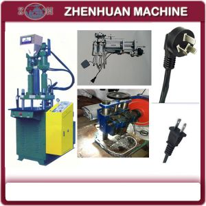 Power Plug Production Line with Cable Stripper and Crimper pictures & photos