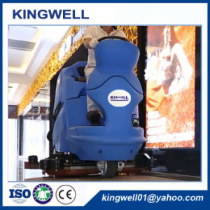 Commercial and Industrial Driving Type Floor Scrubber (KW-X9) pictures & photos
