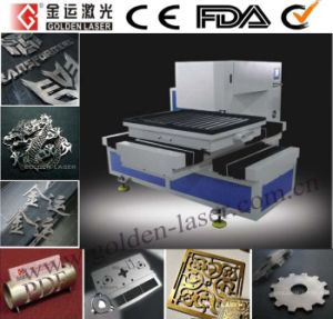 YAG 650W 500W Metal Laser Cutting Equipment (GJMSJG-8060 DT)
