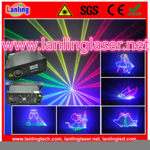 2.5W Full Color Animation Disco Laser Projector pictures & photos