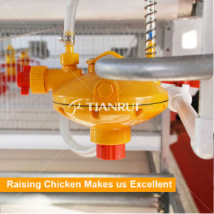 New Designed High Quality Broiler Chicken Nipple Drinking System pictures & photos
