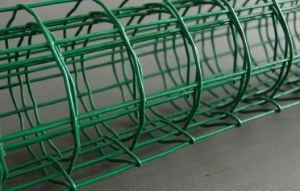 PVC-Coated Euro Mesh Fence pictures & photos