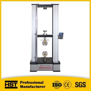 20kn LCD Display Electronic Steel Bar Universal Tensile Testing Machine pictures & photos