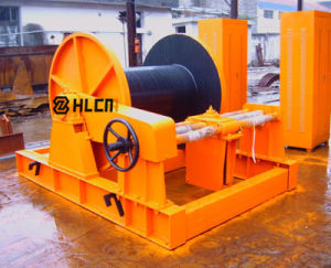 Winch with SGS (JM-12) (hlcm) pictures & photos