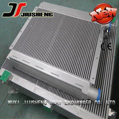 Aluminum Plate Fin Heat Exchanger for Compressor