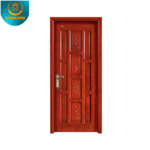 High Glossy Moulded HDF Melamine Door Skin pictures & photos