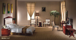 Chinese 4-5 Stars Wooden King Size Hotel Furniture