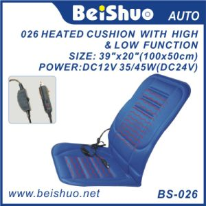 Blue Car Seat Cover with High and Low Switch pictures & photos