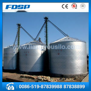 CE Steel Feed Grain Silo with High Quality pictures & photos