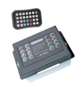 Cc 700mA Color Mixing RGB Controller /IR Remote Digital Control LED Dimmer pictures & photos