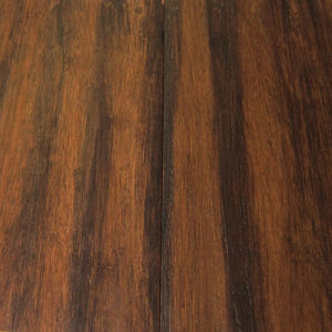 Antique Distressed Click Strand Woven Bamboo Flooring pictures & photos