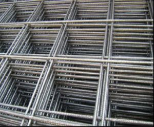Brick Wall Welded Reinforced Steel Mesh/Deformed Steel Bar Mesh pictures & photos