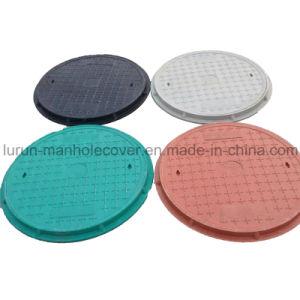 600X600 BMC C250 Composite Manhole Covers for Roadway Use En124 pictures & photos