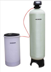 CE Approved Hot Sale 2000L/H Automatic Water Softener for Show pictures & photos