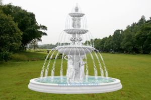 Marble Fountain & Garden Water Fountain pictures & photos